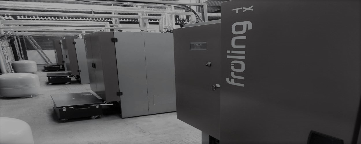 Biomass Boiler - Froling