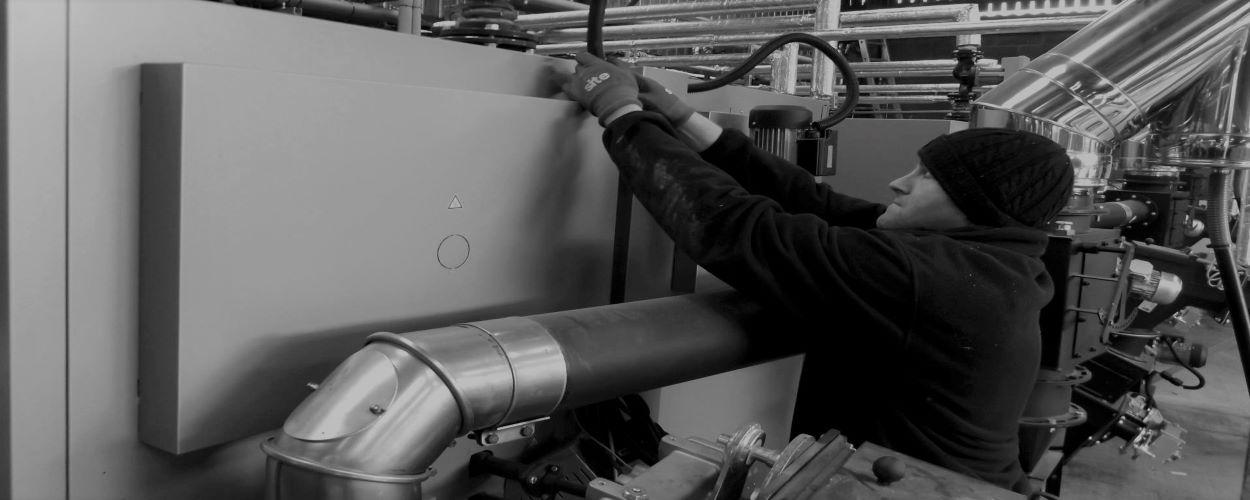 Biomass servicing