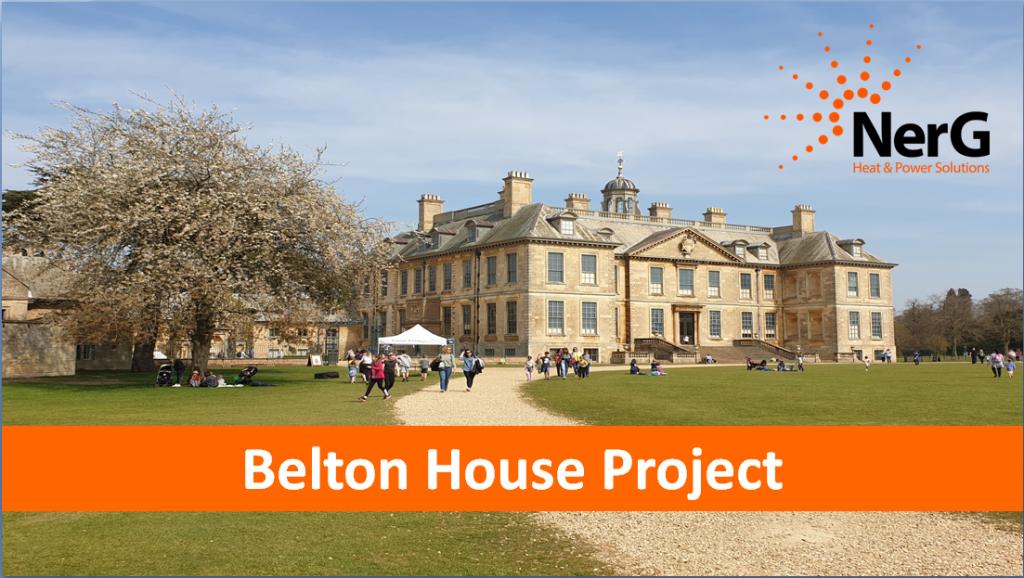 Belton House Project