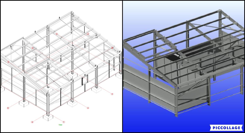 Biomass Building Schematics