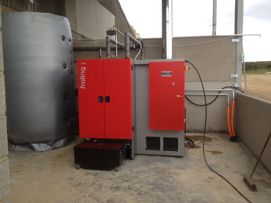 Biomass Installation