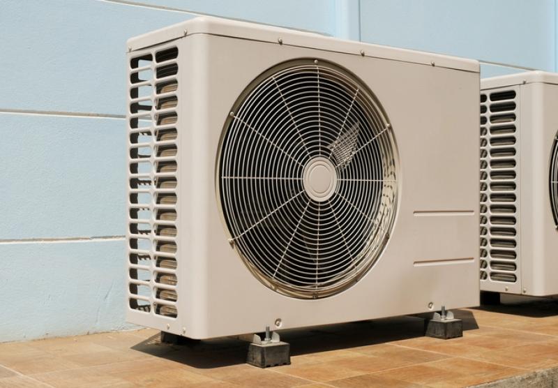 Air Conditioner Condenser Unit